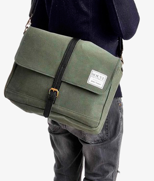 Souve Messenger Canvas Bag