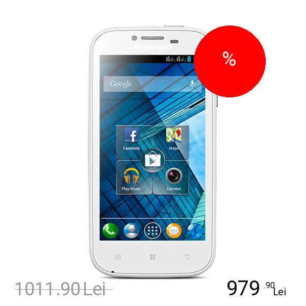 Lenovo A706 Dual Sim 4GB Alb