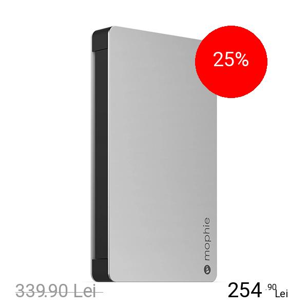 Mophie Baterie Externa 3000 mAh Powerstation Plus 2 Micro USB Negru