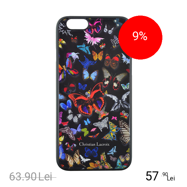 CHRISTIAN LACROIX HUSA CAPAC SPATE BUTTERFLY Multicolor
