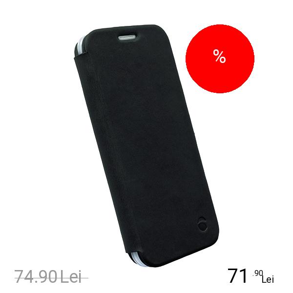 Krusell Husa Agenda Kiruna Negru SAMSUNG Galaxy S6