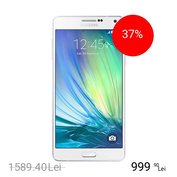 Samsung Galaxy A7 Dual Sim 16GB LTE 4G Alb