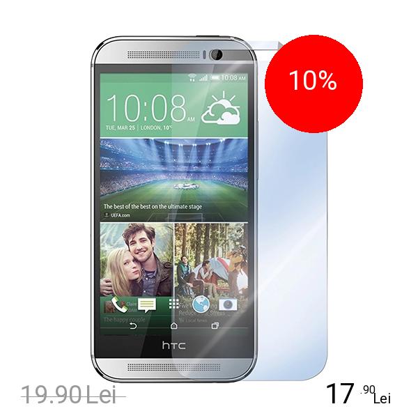 Imagine indisponibila pentru Celly Folie De Protectie Transparenta HTC One M8