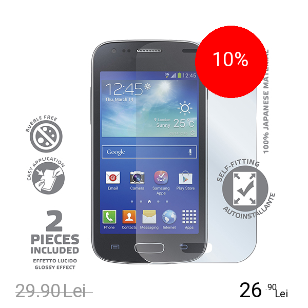 Celly Folie De Protectie Transparenta SAMSUNG Galaxy Ace 3