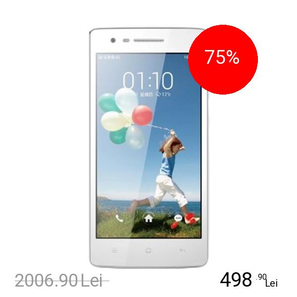 OPPO 3000 Dual Sim 8GB LTE 4G Alb