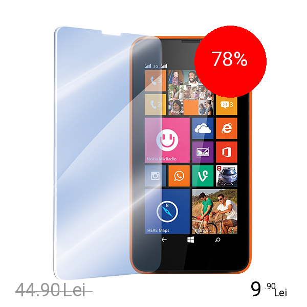 Celly Sticla Securizata Clasica Scudo 9H NOKIA Lumia 530, SAMSUNG Galaxy A5