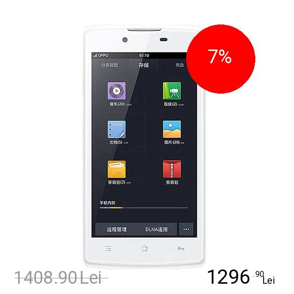 OPPO 1100 Dual Sim 4GB LTE 4G Alb