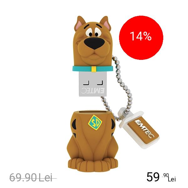 EMTEC Stick USB 8GB Scooby Doo USB 2.0 HB106 Maro