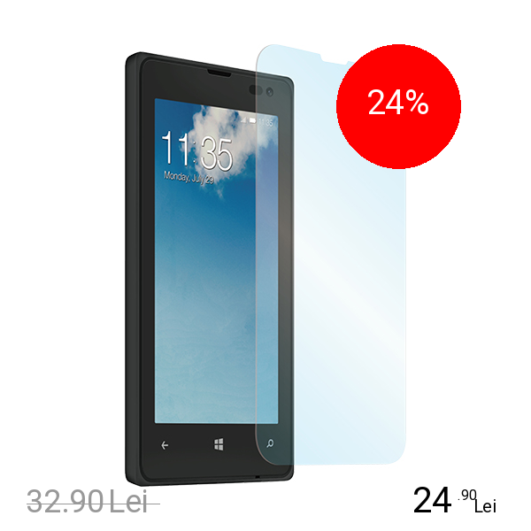 Muvit Sticla Securizata Clasica 0.33 MM Microsoft Lumia 435