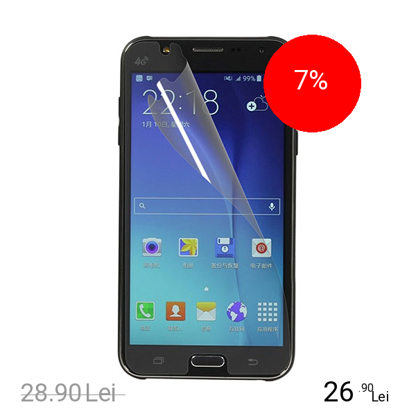 Celly Folie De Protectie Transparenta SAMSUNG Galaxy J7