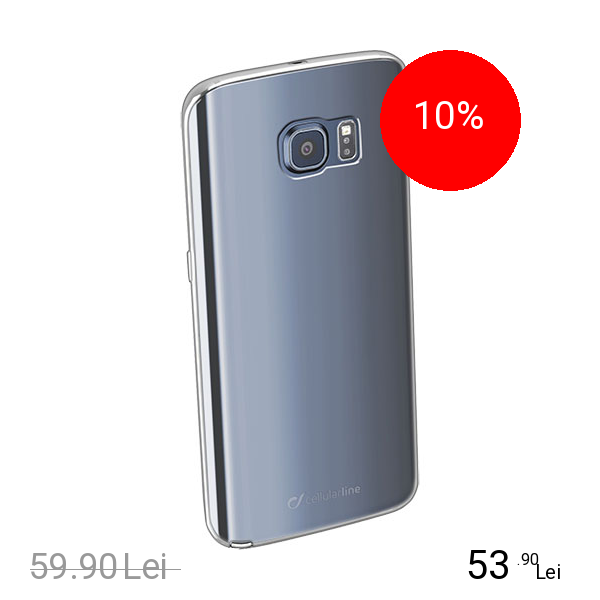 Cellularline Husa Capac spate Transparent SAMSUNG Galaxy Note 5