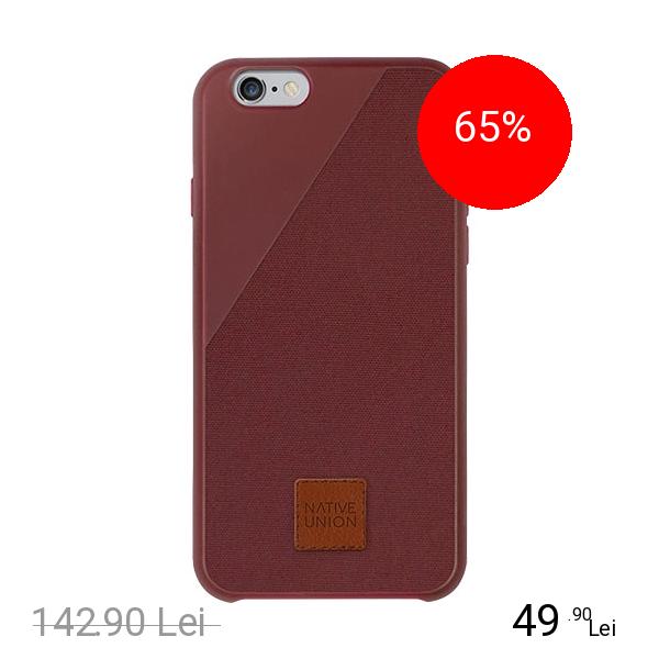 NATIVE UNION Husa Capac spate CLIC 360 Violet APPLE iPhone 6 Plus, iPhone 6s Plus