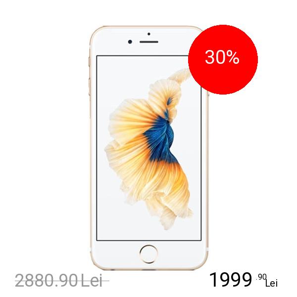 Apple IPhone 6S 128GB LTE 4G Auriu
