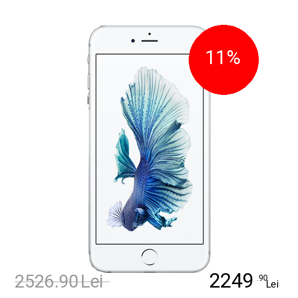 Apple IPhone 6S Plus 16GB LTE 4G Argintiu