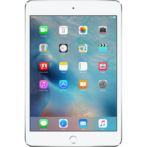 Apple IPad Mini 4 128GB LTE 4G Alb