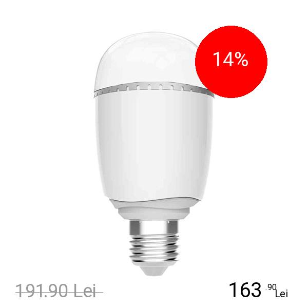 SENGLED SENGLED Bec LED Boost Matte cu Amplificator Wireless Alb( 78523)