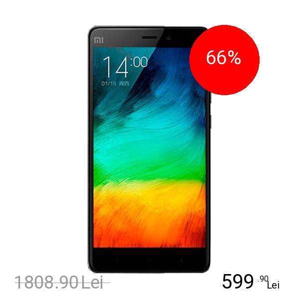 Xiaomi Mi Note Dual Sim 16GB LTE 4G Negru 3GB RAM
