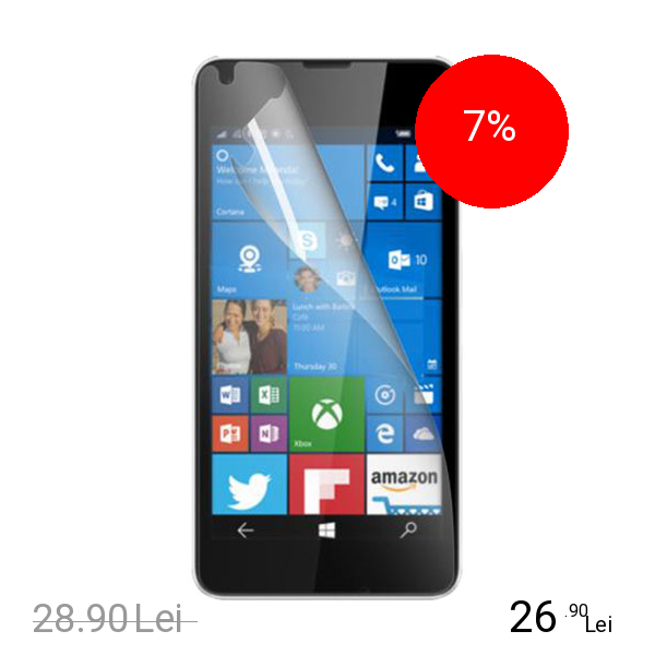 Celly Folie De Protectie Transparenta MICROSOFT LUMIA 550