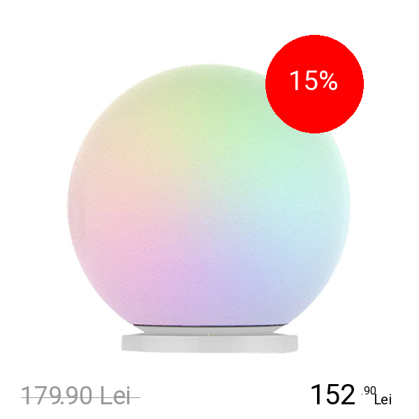 MIPOW Bec Led Playbulb Sphere Bluetooth