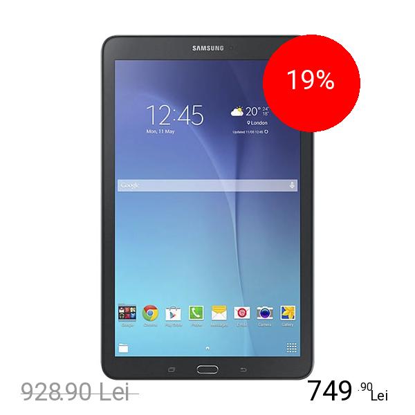 Samsung Galaxy Tab E 9.6 8GB Negru