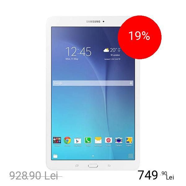 Samsung Galaxy Tab E 9.6 8GB Alb