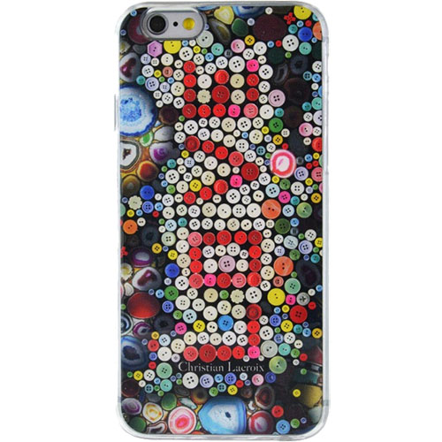 CHRISTIAN LACROIX Husa Capac Spate Love Multicolor APPLE iPhone 6, iPhone 6S