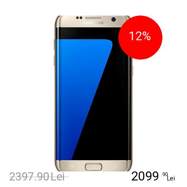 Samsung Galaxy S7 Edge 32GB LTE 4G Auriu 4GB RAM