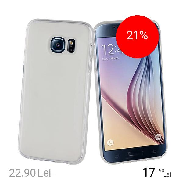 Muvit Husa Capac spate Crystal Transparent Samsung Galaxy S7