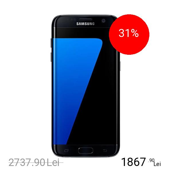 Samsung Galaxy S7 Edge Dual Sim 32GB LTE 4G Negru 4GB RAM