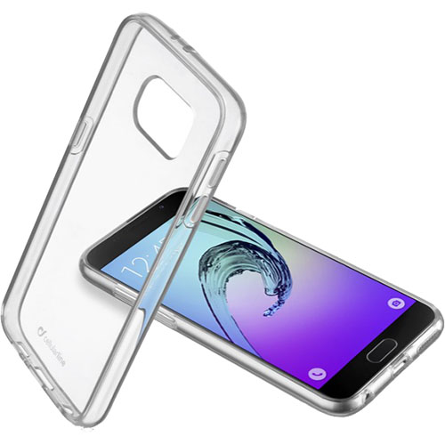 Cellularline Husa Capac Spate Bi-Component Transparent Samsung Galaxy A5 2016