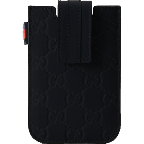 GUCCI Husa Pouch Luxury Negru APPLE iPhone 4s