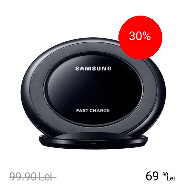 Samsung Incarcator Wireless Negru