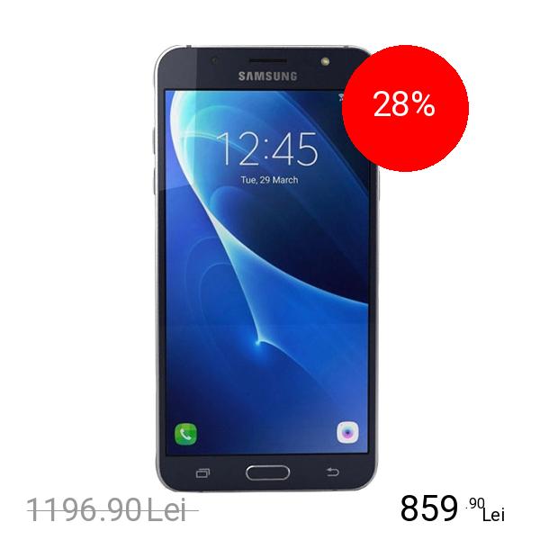 Samsung Galaxy J7 2016 Dual Sim 16GB LTE 4G Negru