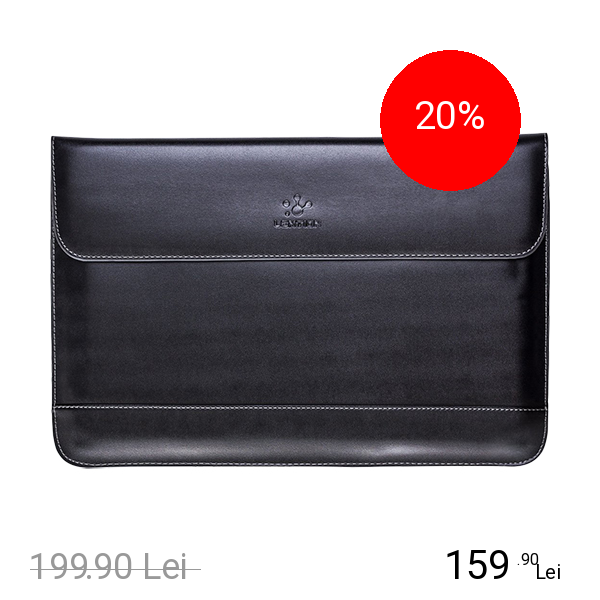 LENTION Geanta Piele Elegant Series Macbook Air 11/12