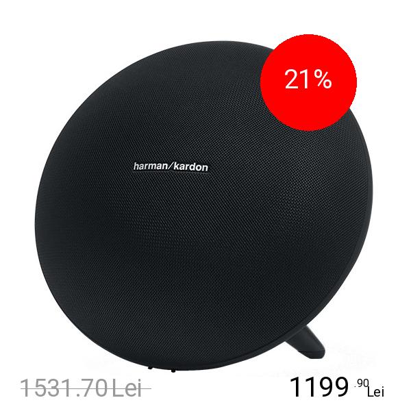 HARMAN KARDON Boxa Portabila Bluetooth Onyx Studio 3 Negru