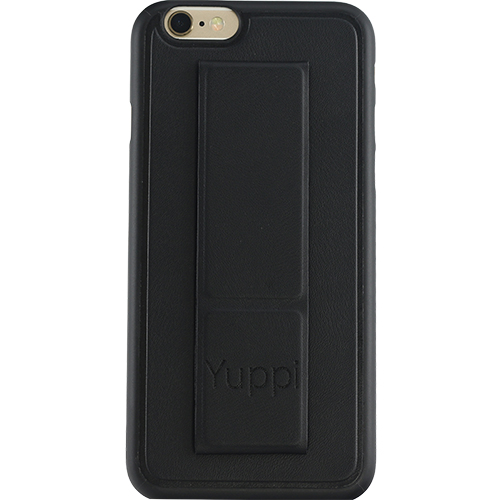 YUPPI LOVE TECH Husa Capac Spate Stand Negru APPLE iPhone 5s, iPhone SE title=YUPPI LOVE TECH Husa Capac Spate Stand Negru APPLE iPhone 5s, iPhone SE
