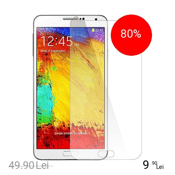 YUPPI LOVE TECH Sticla Securizata Clasica 9H SAMSUNG Galaxy Note 3