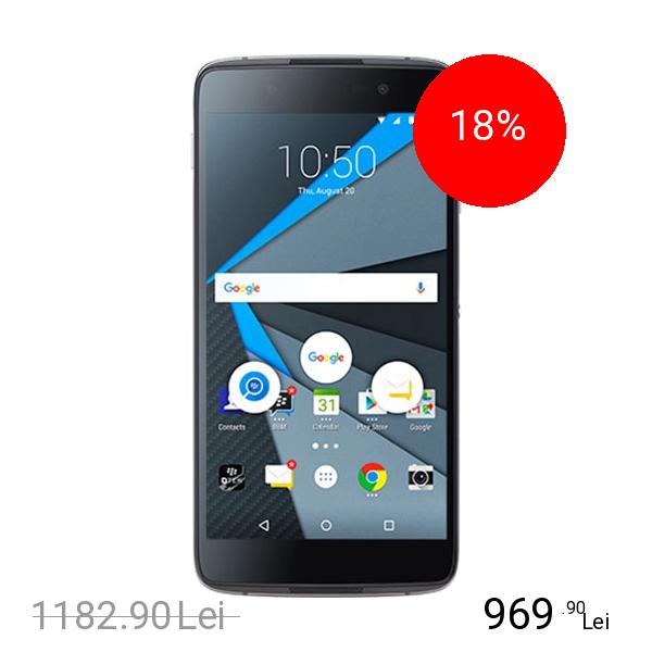 Blackberry DTEK50 16GB LTE 4G Negru 3GB RAM