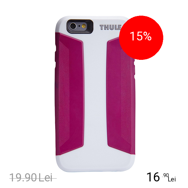 THULE Husa Capac spate Atmos X3 Slim Anti-Shock Multicolor APPLE iPhone 6, iPhone 6S