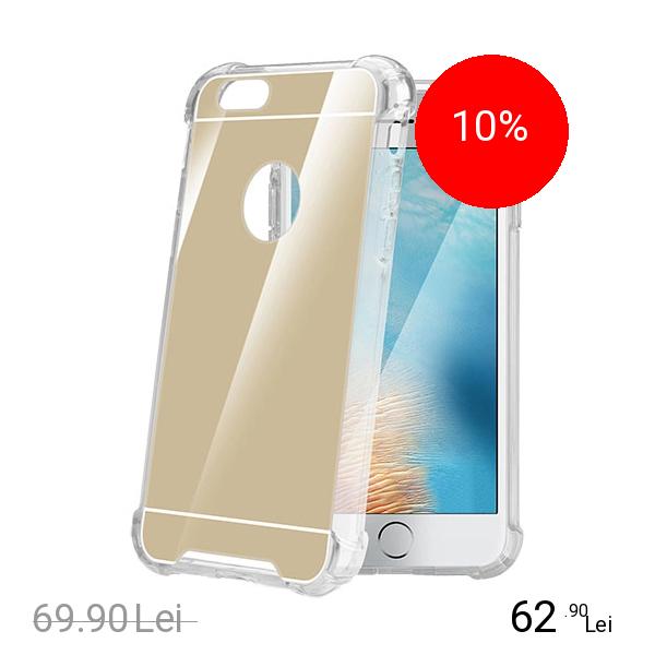 Celly Husa Capac Spate Armor Auriu Apple iPhone 7, iPhone 8