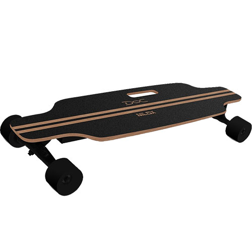 NILOX Skate Electric Doc Negru