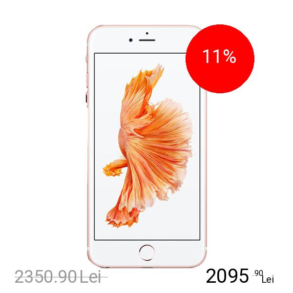 Apple IPhone 6S Plus 32GB LTE 4G Roz
