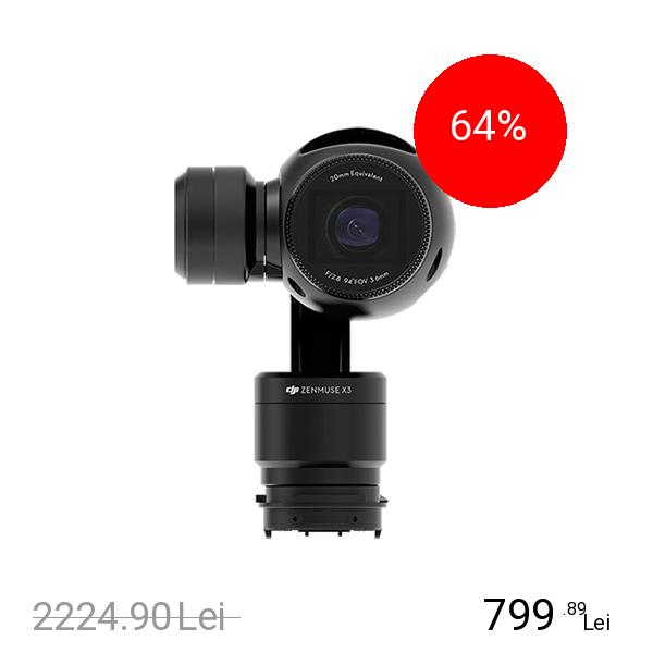 DJI Osmo Camera & Gimbal