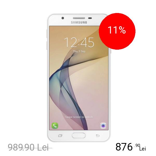 Samsung Galaxy J7 Prime Dual Sim 16GB LTE 4G Auriu 3GB RAM title=Samsung Galaxy J7 Prime Dual Sim 16GB LTE 4G Auriu 3GB RAM