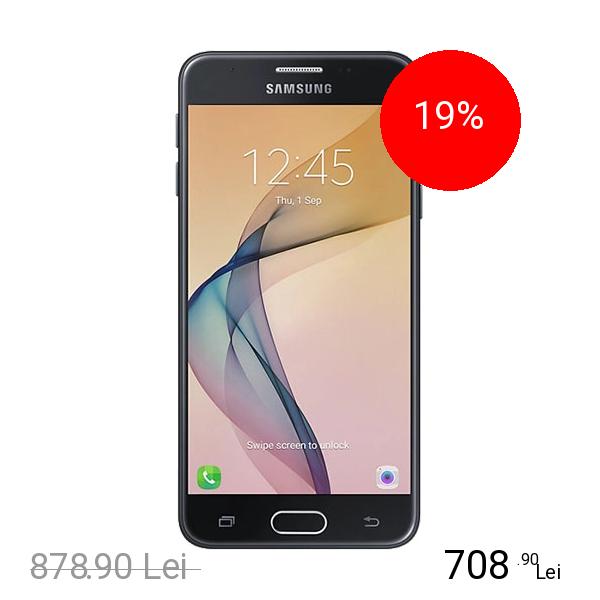 Samsung Galaxy J5 Prime Dual Sim 16GB LTE 4G Negru
