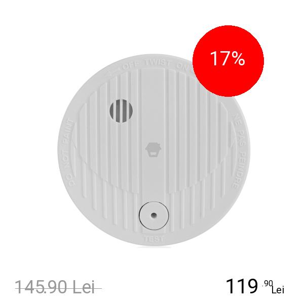 SMANOS Detector Fum Wireless