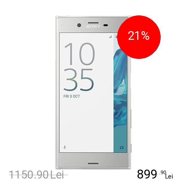 Sony Xperia XZ Dual Sim 64GB LTE 4G Argintiu 3GB RAM