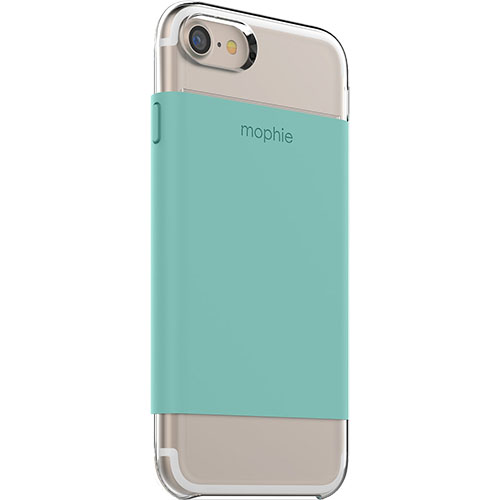 Mophie Husa Capac Spate Base Case Wrap Ultra Thin Verde Apple iPhone 7, iPhone 8