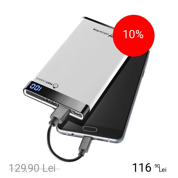Imagine indisponibila pentru CELLULARLINE Baterie Externa Manta 6000mAh