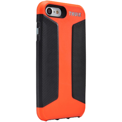 THULE Husa Capac Spate Atmos X3 Slim Anti-Shock Portocaliu Apple iPhone 7, iPhone 8
